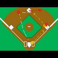 Introduction to Baseball: Force Outs (Part 1)