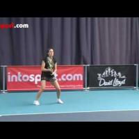 Tennis Footwork Drills- Movement and Agility