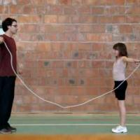 Rope Skipping 2people1 Draaien