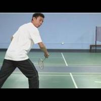 Badminton : How to Backhand Swing in Badminton