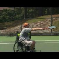Coaching Wheelchair Tennis (part 1)