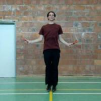 Rope Skipping Basic Jump
