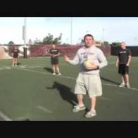 Rugby Passing Technique