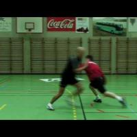 Handball Hits Speed Start training