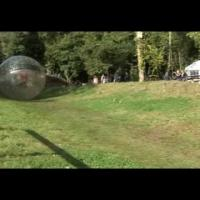 Zorbing - Promotional video