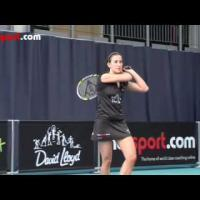 Tennis Backhand- Practice Drills
